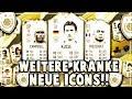 FIFA 19 - 10 weitere KRANKE NEUE ICONS! 🔥😍 ft. KLOSE, CAMPELL und TREZEGUET