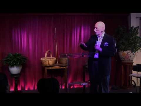 """""""You Get What You See""""  Guest Speaker Allen Klein @ Unity Center of Norwalk CT (6/12/16)"""