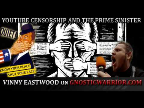 Did Youtube censor Vinny Eastwood?