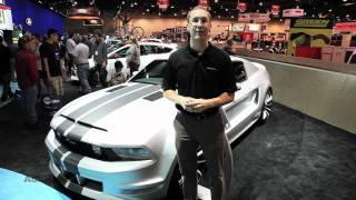 Modified Mustangs - SEMA Auto Show 2011