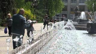 Тернопіль: фонтани