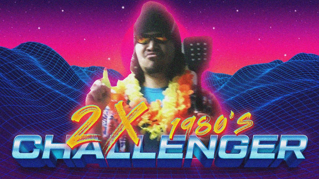Download THE TWO-TIME 1980'S CHALLENGER, DR. FAT