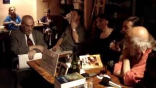 FLAVIA COSMA- PLUMAS DE ANGELES-Café Montserrat-Buenos Aires, Argentina