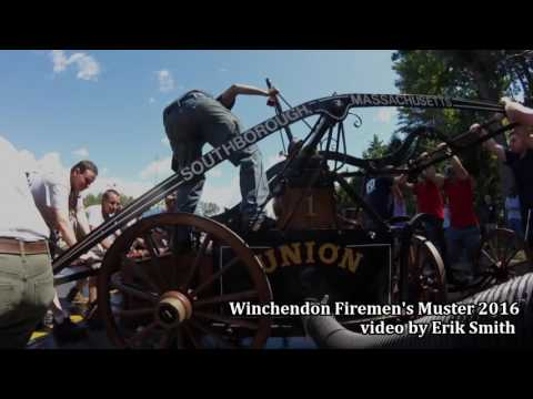 Winchendon Firemen's Muster 2016 - Union Camera 2
