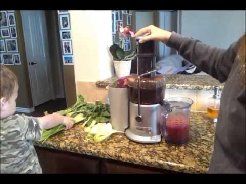 juicing for health breville je98xl juice fountain plus 850watt juice extractor youtube - Breville Juicer