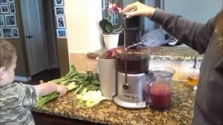 Juicing For Health: Breville JE98XL Juice Fountain Plus 850-Watt Juice Extractor