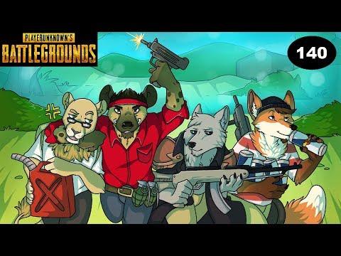 NLSS Crew Games: PLAYERUNKNOWNS BATTLEGROUNDS Part 140!