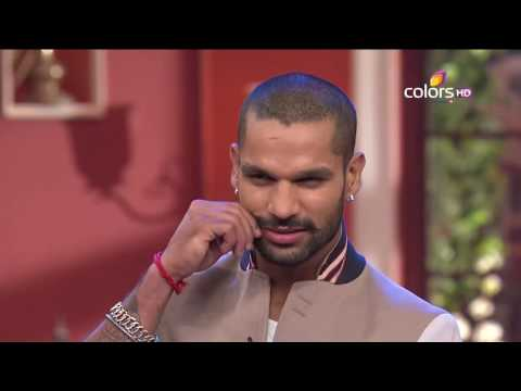 Comedy Nights with Kapil - Ishant Sharma & Shikhar Dhawan - 30th November 2014 - Full Ep(HD)