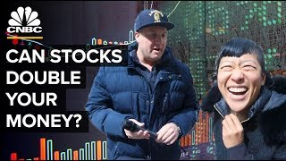 How To Double Your Money In The Stock Market