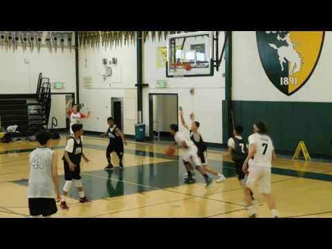 BCR vs Norcal Lions - 16u Boys - 2017 Nor Cal Live Spring Showcase Basketball