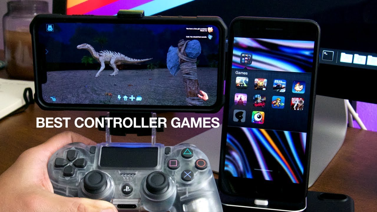 TOP 10 BEST GAMES With CONTROLLER Support For iPhone & iPad 2019 - Best iOS Games
