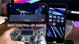 Top 10 Best Games With Controller Support For Iphone & Ipad 2019   Best Ios Games