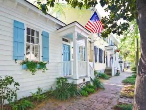 Savannah Sea Maiden Cottage-Savannah GA-Busy Bee Vacations