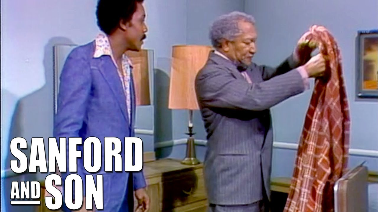 Lamont Tries To Convince Fred To Move Out | Sanford and Son