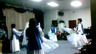 You Are Great - Juanita Bynum Praise Dance