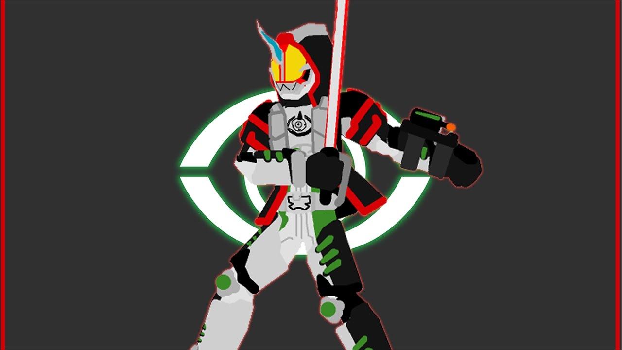 Kamen Rider Necrom: Pivot Kamen Rider Necrom Faiz Damashii