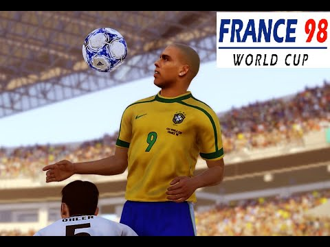 PES 2019 - CLASSIC WORLD CUP 1998 MIX LEGEND