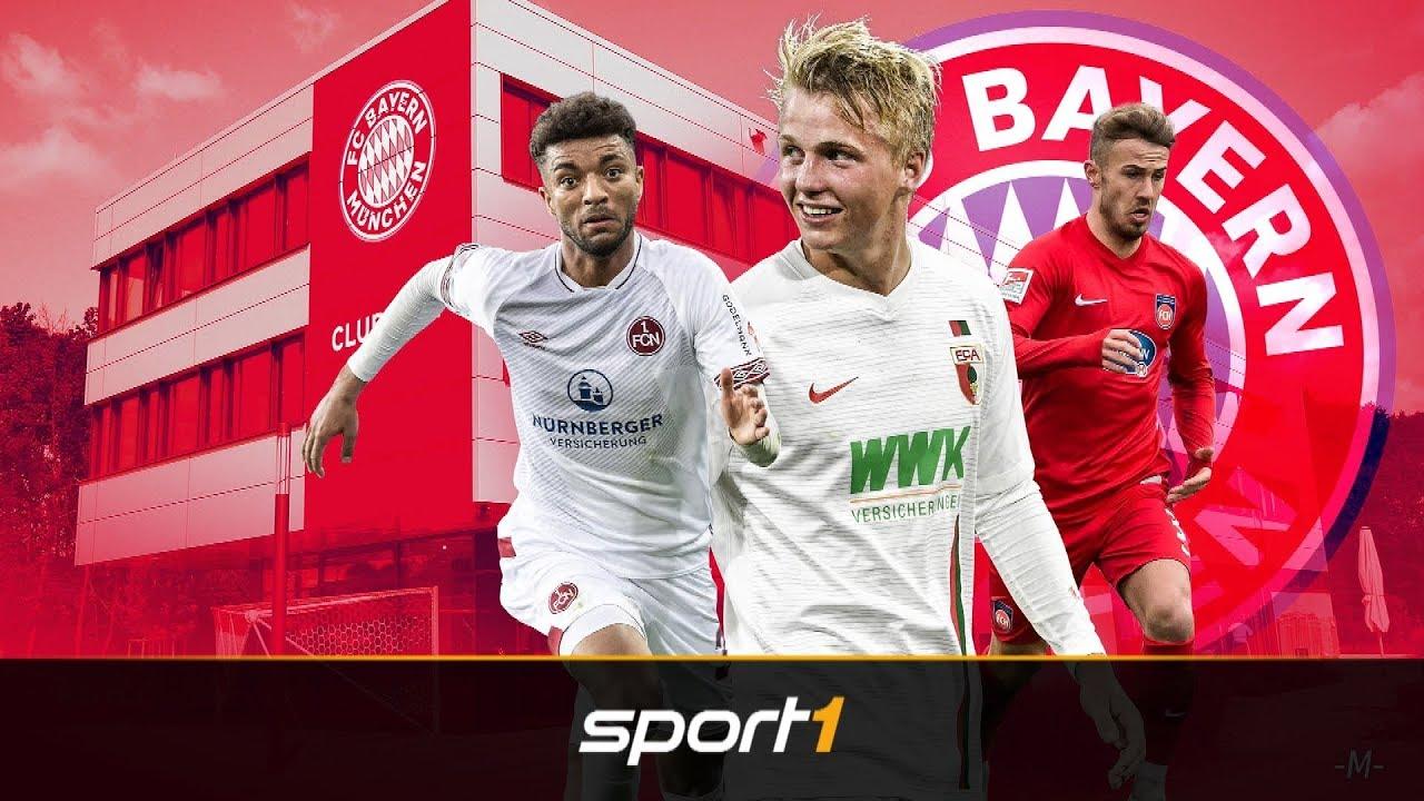 Sprungbrett FC Bayern: Mehr Talente als Borussia Dortmund | SPORT1