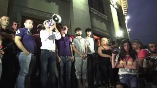 Որոշվեց մնալ Ազատության հրապարակում 06.07.2015