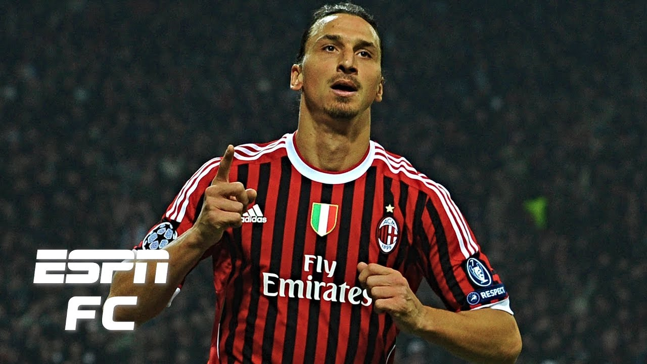 Will Zlatan Ibrahimovic Score Over Or Under 8 Goals For Ac Milan This Season Serie A Youtube
