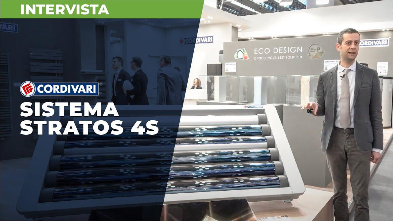 SISTEMA STRATOS 4S Intervista Luca Di Giannatale