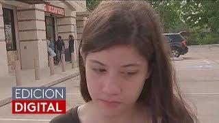 """""""Escuché gritos. Todos estábamos asustados"""": estudiante narra la angustia que vivió durante el tirot"""