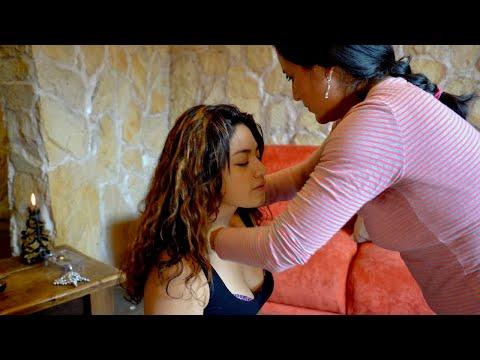 Soft Spoken ASMR Head & Neck Massage/Spiritual Cleansing (Limpia Espiritual, आध्यात्मिक सफाई)