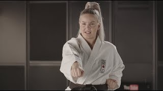Karate with Anne-Marie [Episode 7]