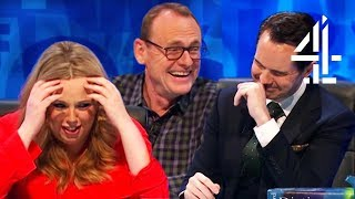 """""""F***ing Monster!"""" Sean Lock ELECTROCUTES Roisin Conaty 