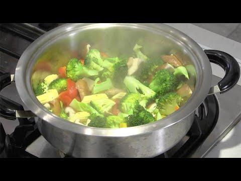 吳恩文的快樂廚房┃蒸煮彩虹食蔬和炒青菜,「保留營養又健康」#014