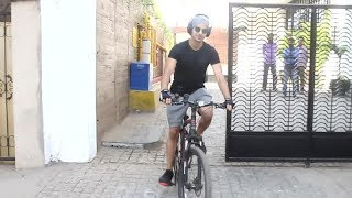 Ishaan Khatter Doing Fitness Workout, Spotted at GYM
