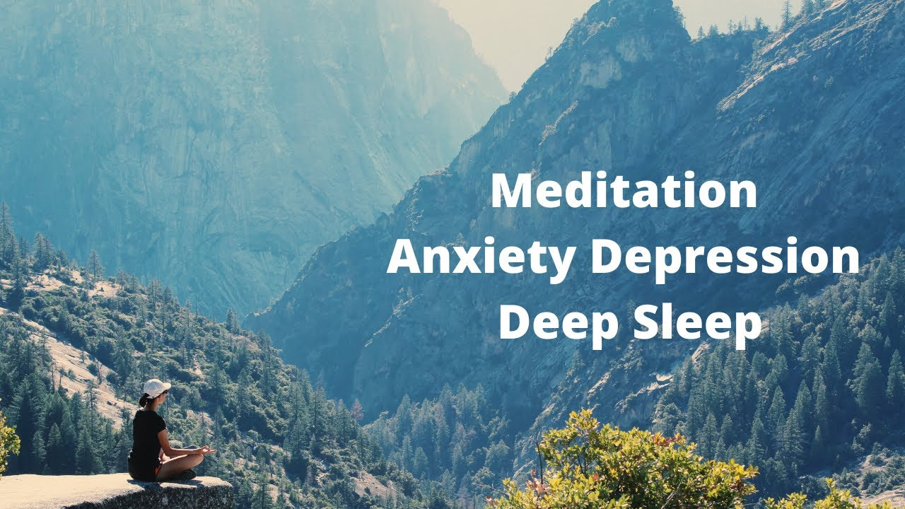 Sleep Music Therapy Relieve Anxiety And Depression Deep Sleep Music For Stress Relief Youtube