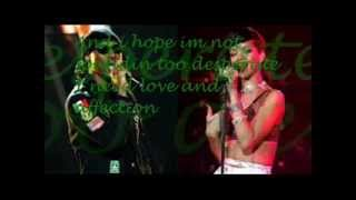 Love Song Rihanna Future ( Clean + Lyrics)