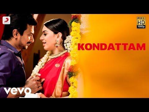 Manithan - Kondattam Video | Udhayanidhi | Santhosh Narayanan