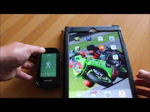 Using Wikiloc App with  iPad alongside Garmin Oregon 700 and Oregon 750