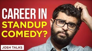 Aakash Mehta | How To Become A Standup Comedian? | Motivation For Comedy Aspirants