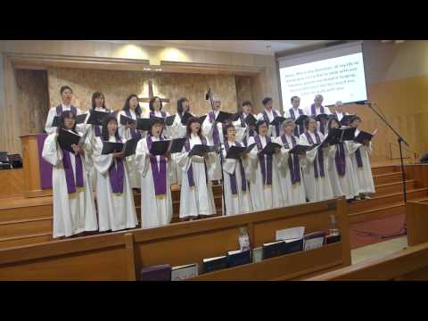 2015-03-07 Anthem : Christ Be In My Waking