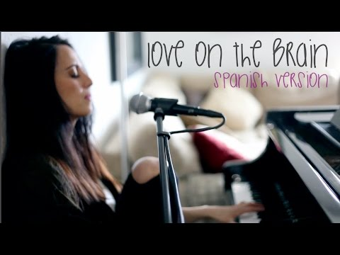 Rihanna - Love On The Brain (Español...