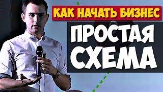 ЯК ПОЧАТИ БІЗНЕС. ПРОСТА СХЕМА ЗА 7 ХВИЛИН! | Михайло Дашкієв. Бізнес Молодість