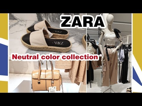 6dd4c50c Repeat New in Zara pre - Fall Collection | August 2019 | Womens ...