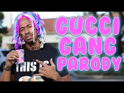 Lil Pump - Gucci Gang (Parody)