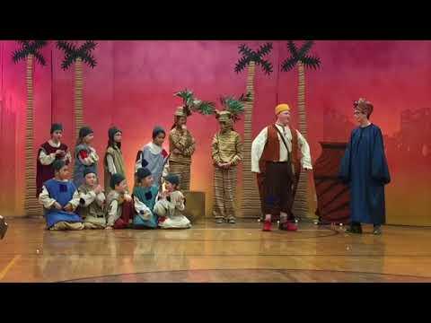 Mct Aladdin 2018 Dress Rehearsal White Salmon