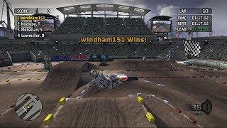 Jefferson Stadium Supercross!  MX vs ATV Untamed Gameplay Part 2!