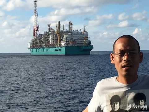 Bintulu, Sarawak Offshore Installation