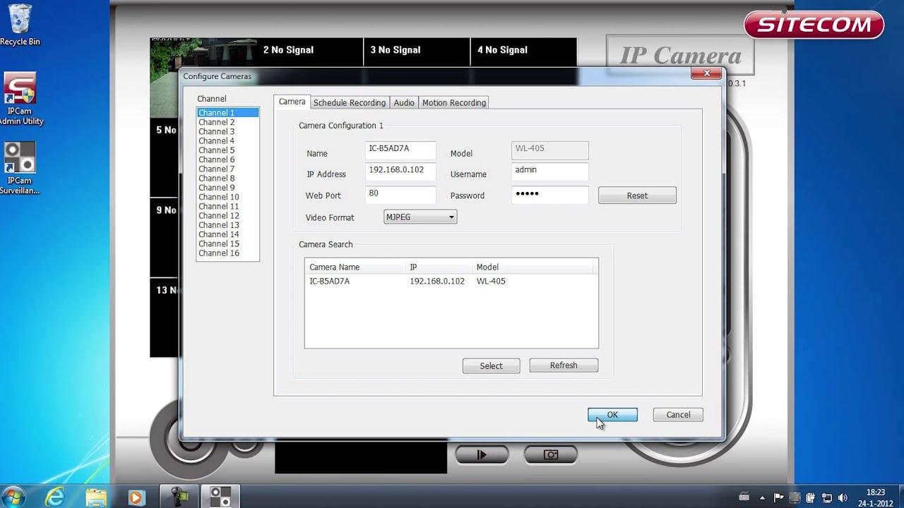 Sitecom 300n driver download.