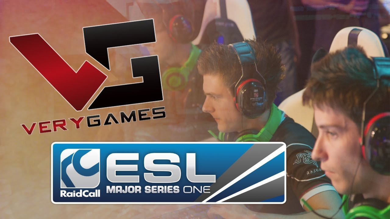 Download VeryGames at RaidCall EMS One Fall 2013 Finals highlights