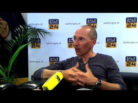 Verschwörung oder Aufklärung? Robert Stein im Interview mit SALZBURG24