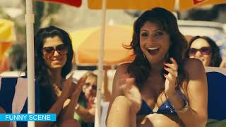 You Don't Mess With The Zohan - Funny Scene (HD) (Comedy) (Movie)