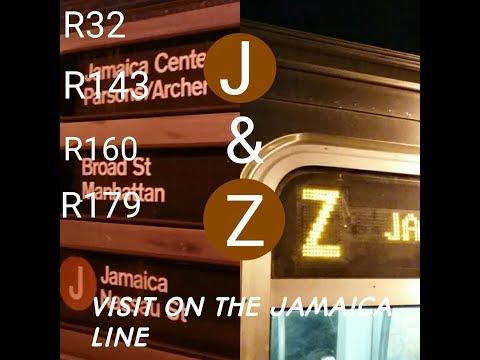 MTA New York City Subway : Tour On the Jamaica Line