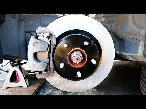 How to Change Front and rear Brake Pads and Rotors (Complete Guide)